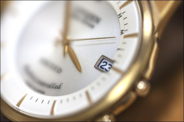 電波時計を長く使い続けるための3つのポイント