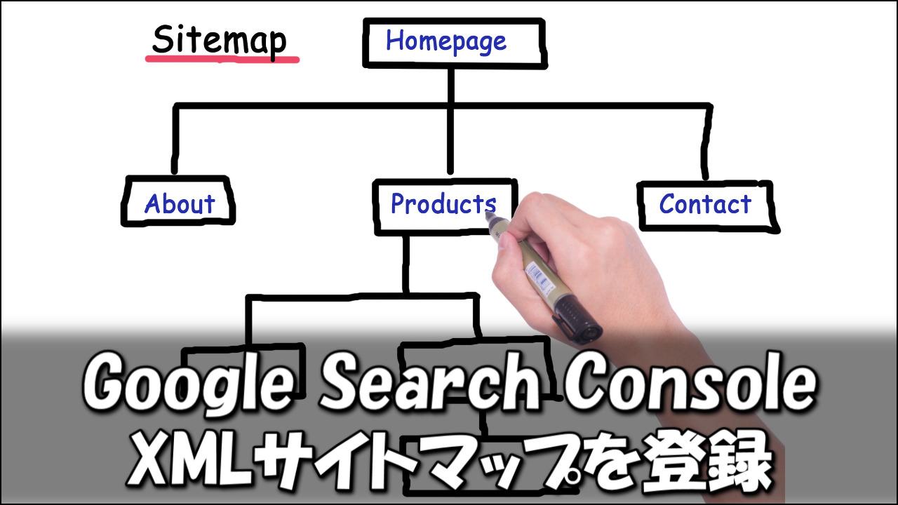 Google XML Sitemapsの使い方!サーチコンソールにサイトマップを登録する設定方法